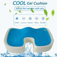 MagiDeal Coccyx Orthopaedic Memory Foam Gel Chaise de chaise pour fauteuil