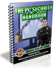 THE PC SECRUITY HANDBOOK PDF EBOOK FREE SHIPPING RESALE RIGHTS