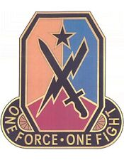 Maneuver Center of Excellence Unit Crest (One Force One Fight)