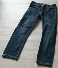 539 - Jean straight 5 ans bleu effet used ORCHESTRA