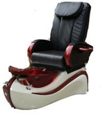 Pedicure Spa Massage Chair - Designer Model - FULL COMMERCIAL 5 YEAR WARRANTY