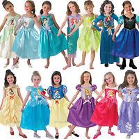 Disney Storytime Classic Princess Fancy Dress Costume Girls Book Week Licensed