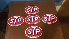 vintage STP stickers razors edge nos