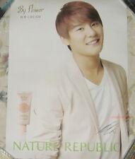 JYJ  XIAH JUNSU Nature Pepublic Korean Promo Poster
