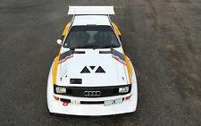 Audi S1  Sport Quattro EVO 2  80 90 Coupe   Body Kit