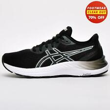 Asics Gel-Excite 8 Women's Running Shoes Fitness Gym Trainers Black