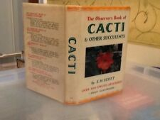 Observers Book Of Cacti 1967-