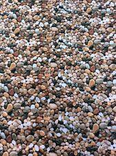 Pebbles, Digital Print, Showing Beach Pebbles In Various Colours
