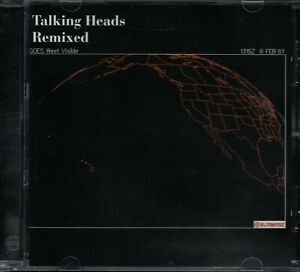 TALKING HEADS - Remixed - CD Album