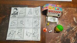 VINTAGE ORIGINAL 1969 WIZZZER #4101 MATTEL SPIN TOP ORIGINAL