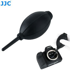 JJC Black Rubber Blower Pump Dust Cleaner for Camera/CMOS/Lens/Keyboard/Laptop