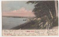 Denmark, Aarhus Bugten 1908 Postcard, B248