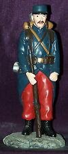 Statuette Soldat 1ère guerre mondiale  - Statuette fantassin 1914