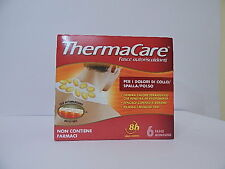 THERMACARE BANDS SELF-HEATING FOR THE PAINS OF NECK/SHOULDER/WRIST 6 BANDS