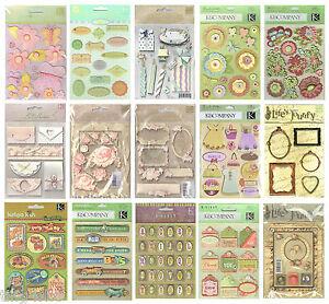 K&Company Dimensional Stickers - CHOOSE Design - Inc. Brenda Walton/La Boutique