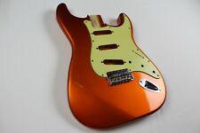 MJT Official Custom Vintage Age Nitro Guitar Body Mark Jenny VTS Candy Tangerine