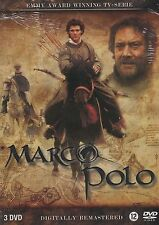 Marco Polo (with music by Ennio Morricone) (3 DVD)