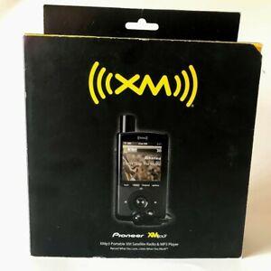 New Pioneer GEX-XMP3 Portable XM Satellite Radio Receiver HOME KIT SIRIUS XM