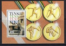 TUVALU SGMS651 1992 OLYMPIC GAMES MNH