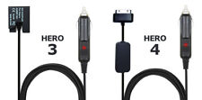 12v Power Cord for GoPro Hero 4 Camera