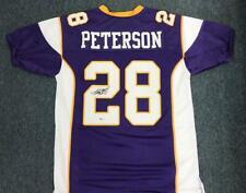 designer fashion d0e44 ced4a NFL Original Autographed Adrian Peterson Jerseys for sale | eBay