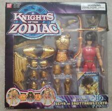 2003 Bandai Knights Of The Zodiac Deluxe Sagittarius Action Figure Saint Seiya