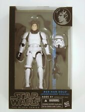Hasbro Star Wars The Black Serie 15.2cm Han Solo (Soldado Imperial Disfraz) 09