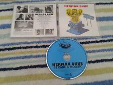 HERMAN DUNE – Strange Moosic EUROPE CD W/booklet