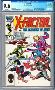 X-Factor #5 CGC 9.6 1st appearance of Apocalypse!KEY ISSUE!L@@K!