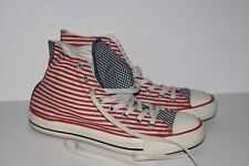 Converse Chuck Taylor USA American Flag High Top Sneakers Women's Sz 10 Men 8
