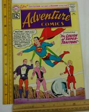 Adventure Comics 293 SUPERBOY 1st superhorse Legion rings 1960s VG Silver Age