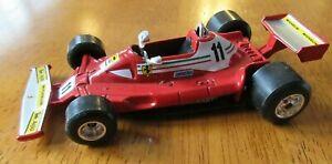Ferrari 312 T2 Polistil FK19 Made in Italy #11 Michelin 1:32