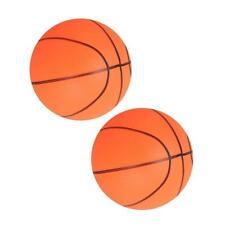 2pcs Juego de interior / al aire libre Deportes Juguetes Mini baloncesto