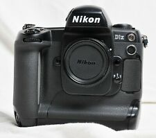 Nikon D D1X 5.3MP Digital SLR Camera - Black (Body Only)