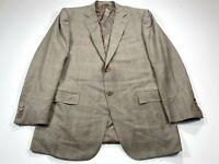 Ermenegildo Zegna 44R Men's Wool Sport Coat Jacket 2-Button Dual Vent