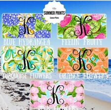 New listing Sublimation License Plates