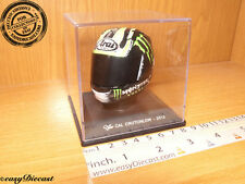 CAL CRUTCHLOW MOTO-GP ARAI HELMET 1/5 2013 MONSTER MINT