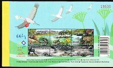 Israel 2008 Prestige Markenheft Naturschutz / Tiere Ersttagsstempel CTO