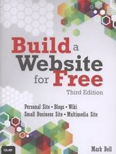 Build a Website for Free (3rd Edition)