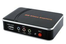 HDMI Video Grabber Recorder YPbPr Spiel Capture Pendrive SD PS3 XBO 1080p SD Kar