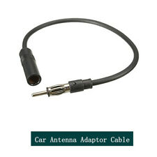 25cm Quick and Easy Antenna Adaptor Extension For Car AM / FM Antenna Adapter