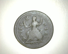 1720/1 OVERDATE - GREAT BRITAIN - FARTHING - KING GEORGE - MUCH BETTER DATE