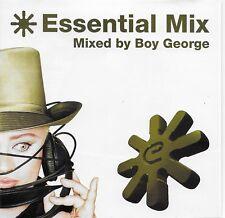 Essential Mix by Boy George CD Feb-2001 Sire