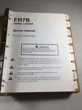 Fiat Allis FR7B Wheel Loader Service Manual