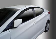 New Smoke Window Vent Visor A123 4pcs for Hyundai Elantra MD 2011-2013