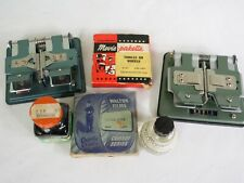 Cement Splicer 8mm super 8mm 16mm with cement and cine  films