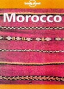 Lonely Planet : Morocco-Geoff Crowther, Hugh Finlay, Frances L. Gordon,etc.