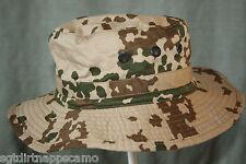 German Tropentarn Desert ARID Boonie  Hat  Size  55
