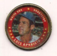 1971 Topps Luis Aparicio Baseball Coin #16