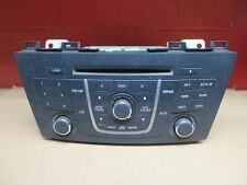 MAZDA 5 2012 RADIO AUDIO AM FM CD FACTORY DASH UNIT OEM # CG36669R0